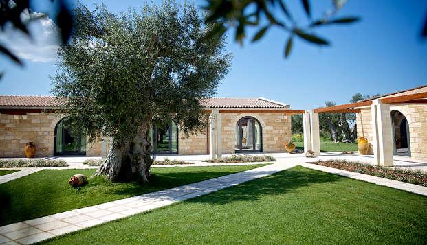 Tra Lecce ed Otranto per un soggiorno in un'autentica masseria