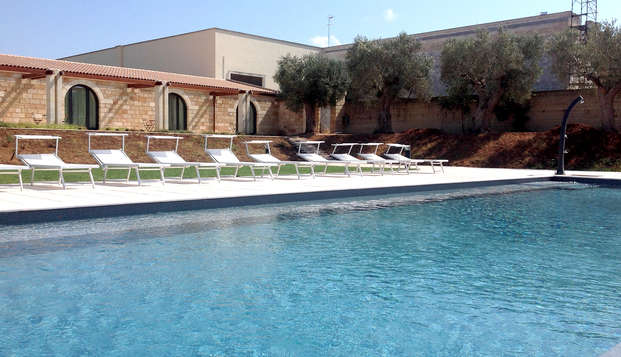 Soggiorno in Puglia: in una tipica masseria con cena pugliese inclusa!