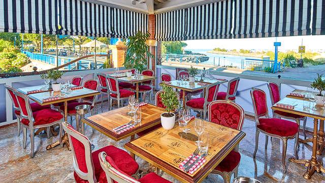 Escapada con cena junto a Cannes
