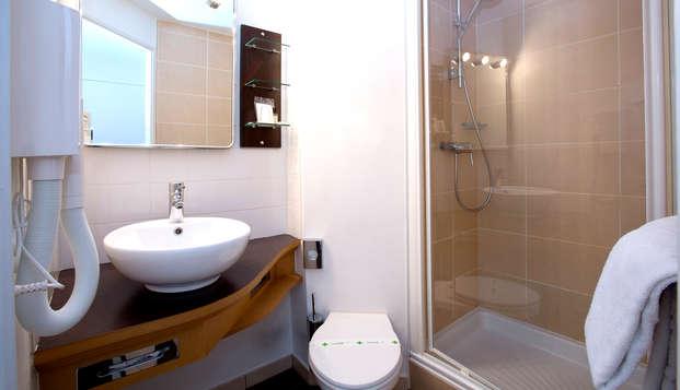 Hotel Kyriad Bordeaux Begles - Bathroom