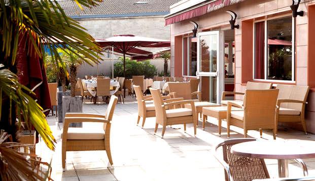 Hotel Kyriad Bordeaux Begles - Restaurant