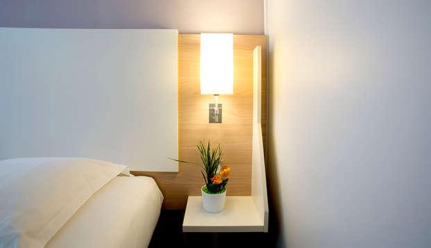 Hotel Kyriad Bordeaux Begles - Room