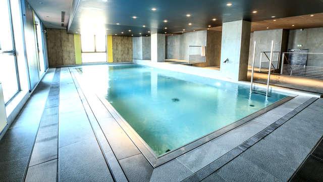 Pause bien-être avec accès à la piscine à Niort