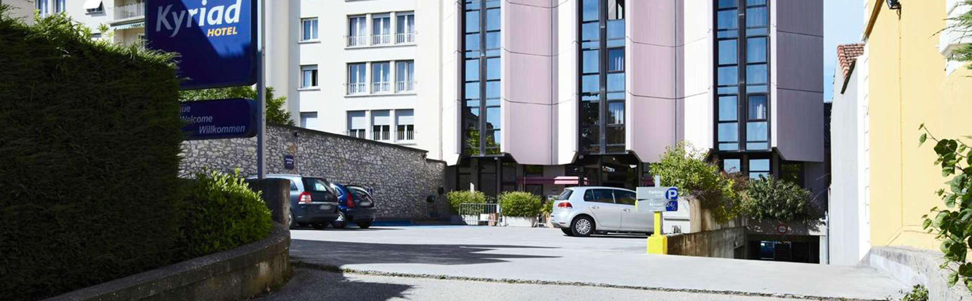 Hôtel Kyriad Montélimar - EDIT_front.jpg