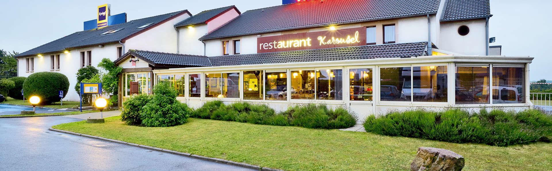 Hotel Kyriad Caen Sud Ifs - EDIT_Facade_1.jpg