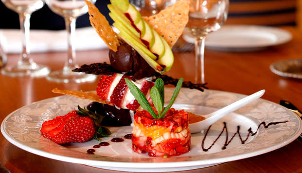 Hotel Kyriad Prestige - Bordeaux Merignac - diner