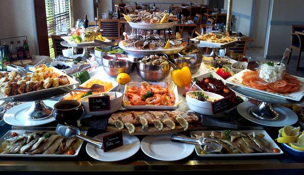 Hotel Kyriad Prestige - Bordeaux Merignac - buffet