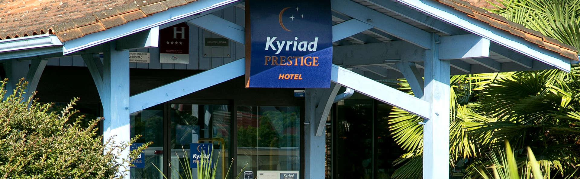 Hôtel Kyriad Prestige - Bordeaux Merignac - Edit_Front.jpg