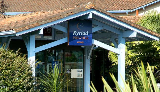 Hotel Kyriad Prestige - Bordeaux Merignac - Front