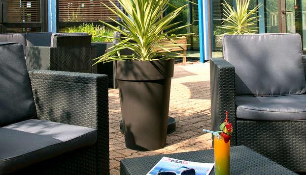Hotel Kyriad Prestige - Bordeaux Merignac - Lounge
