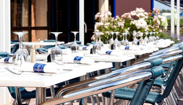 Hotel Kyriad Prestige - Bordeaux Merignac - Restaurant