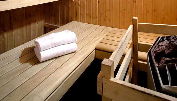Hotel Kyriad Prestige - Bordeaux Merignac - Sauna