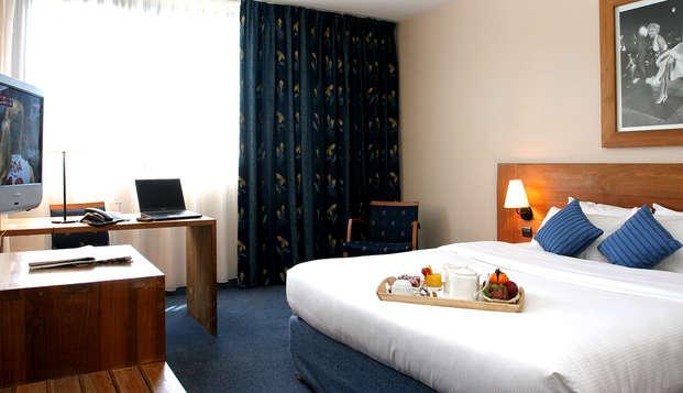 Hotel Kyriad Prestige - Bordeaux Merignac - Room
