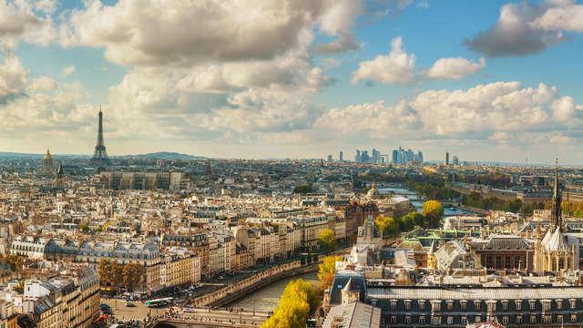 Week-end avec déjeuner-croisière sur la Seine