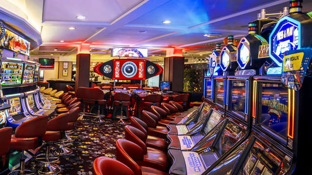 Hotel Spa Casino Saint Brevin l Ocean - NEW casino