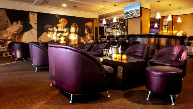 Hotel Spa Casino Saint Brevin l Ocean - NEW bar