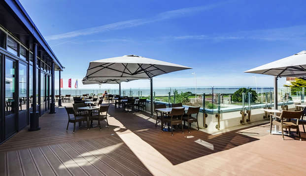 Hotel Spa Casino Saint Brevin l Ocean - NEW terrace