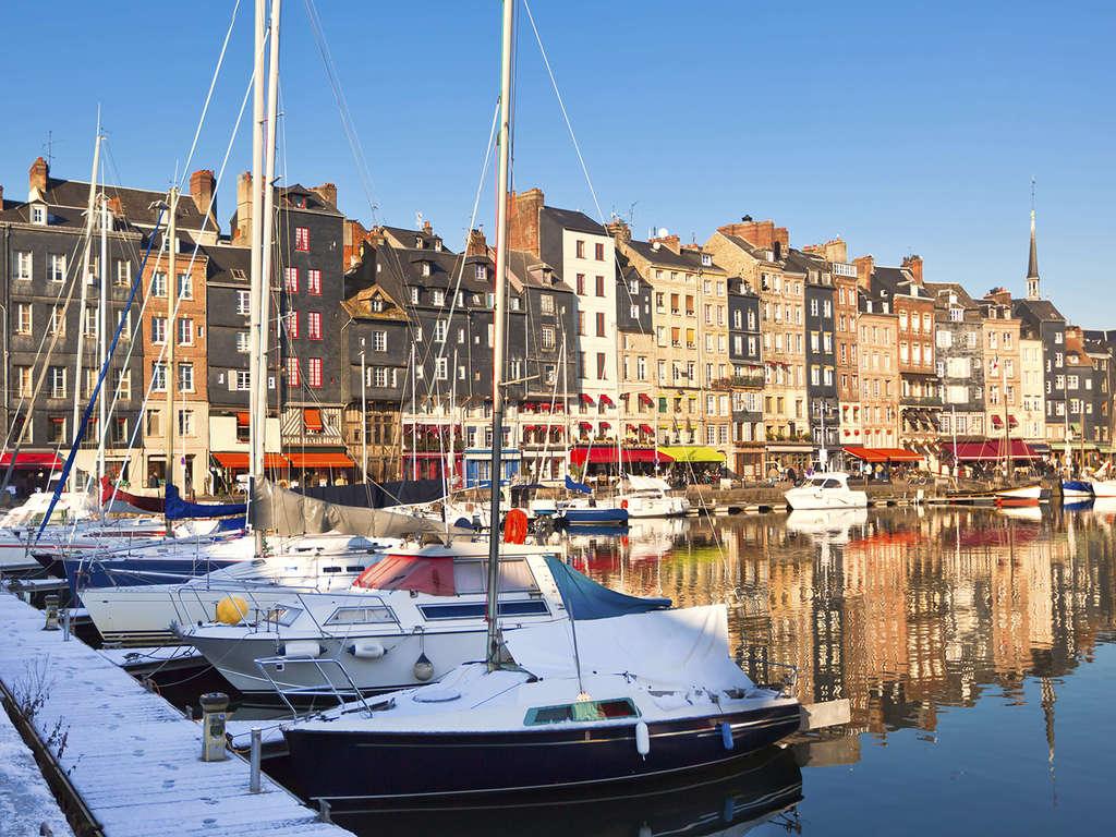 Séjour Normandie - Week-end à Honfleur  - 3*