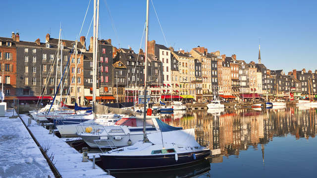 Weekend in Honfleur