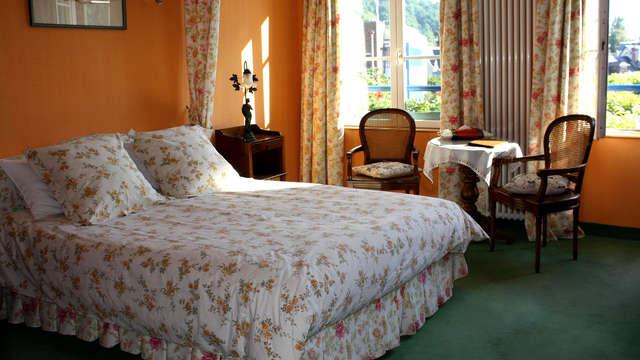 Week-end en chambre supérieure dans un hôtel atypique d'Honfleur