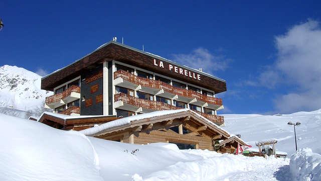 Skiweekend met diner in St. Francois Longchamps en Valmorel