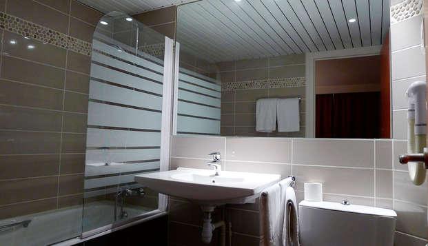 Hotel la Residence - Lyon Bellecour - bath
