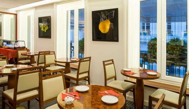 Hotel la Residence - Lyon Bellecour - buffet