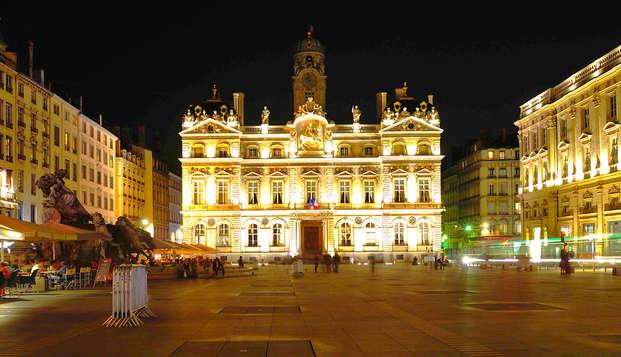 Hotel la Residence - Lyon Bellecour - destination