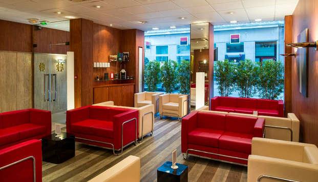 Hotel la Residence - Lyon Bellecour - lobby