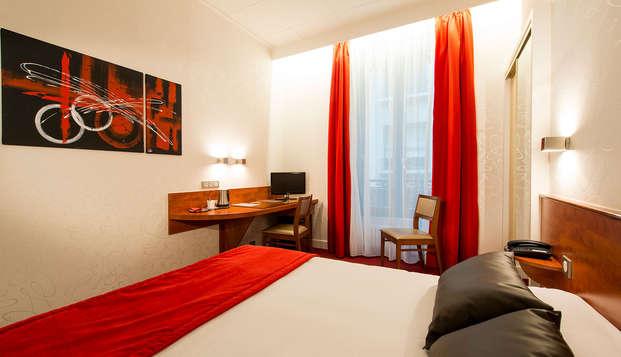 Hotel la Residence - Lyon Bellecour - room