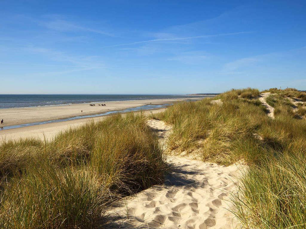 Séjour Nord-Pas-de-Calais - Week-end en bord de mer, à proximité du Touquet  - 2*