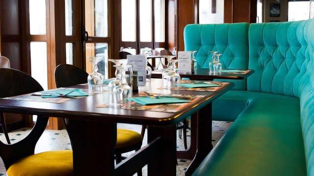 Weekend inclusief diner in Berck