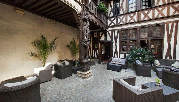 Découvrez Dijon et sa gastronomie