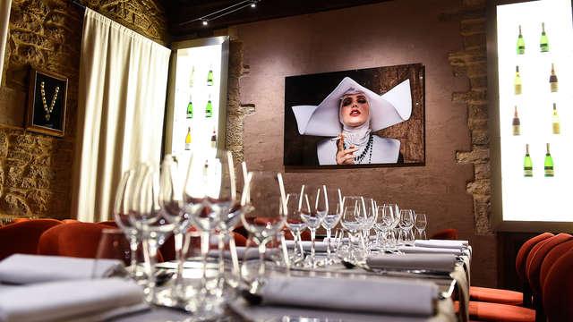 1 nuit dans une maison traditionnelle avec diner au restaurant La Closerie
