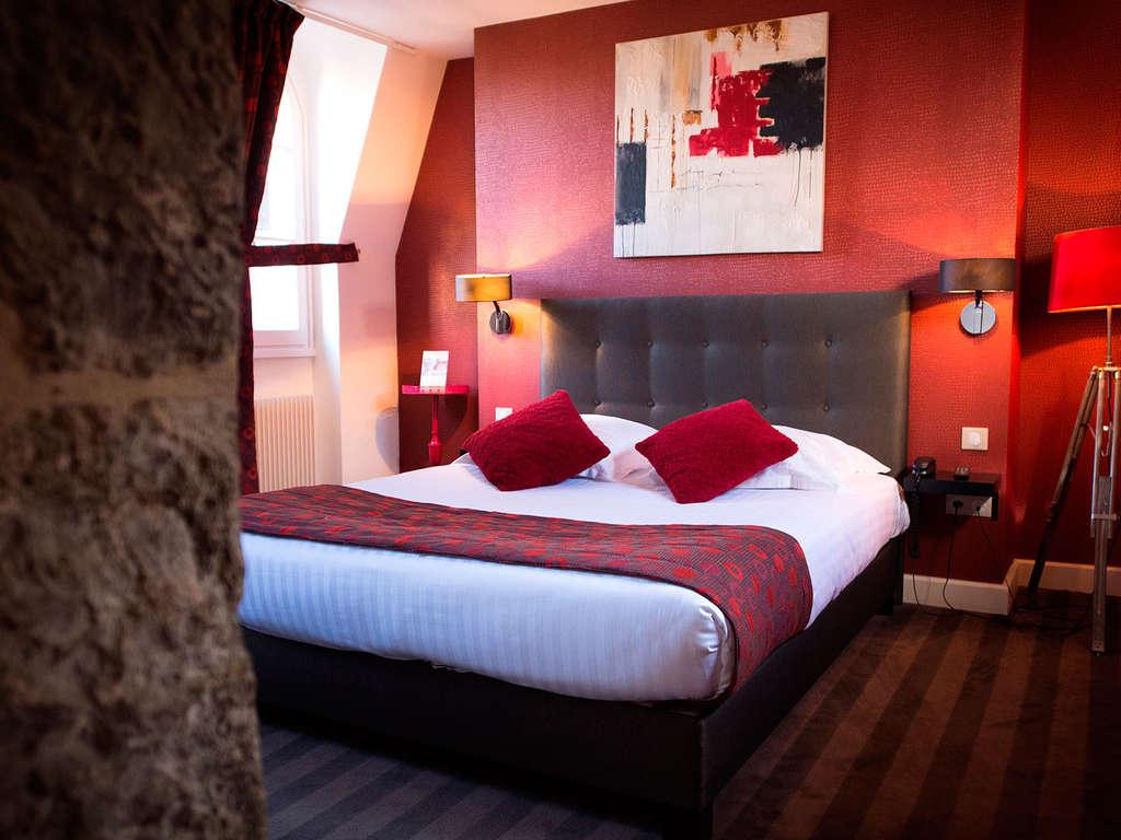 Séjour Côte d'Or - Une nuit pour deux en chambre exécutive à Dijon  - 4*
