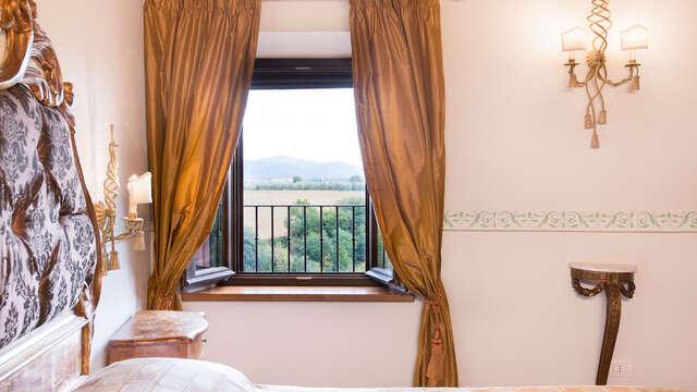 Soggiorno romantico con degustazione in Toscana ad un prezzo imbattibile!