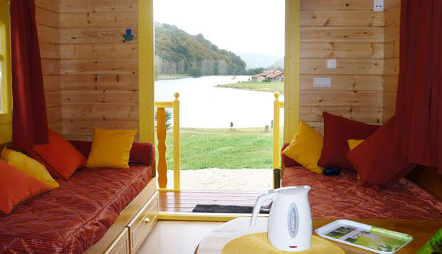 Hotel Lac des Graves - room
