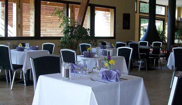 Hotel Lac des Graves - restaurant