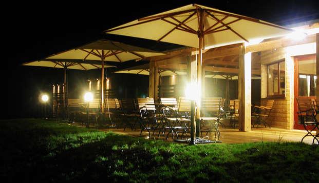 Hotel Lac des Graves - terrae