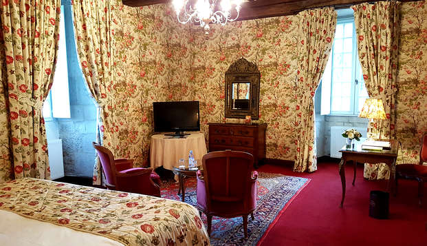 Chateau de Gilly - NEW ROOM