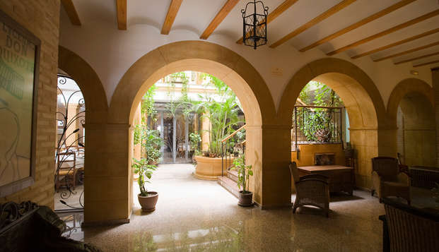 """Vive una experiencia """"Don Quijote"""" en esta típica hospedería con una cena incluida (desde 2 noches)"""