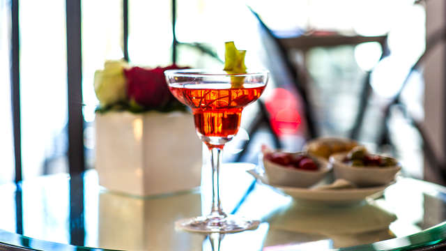 Hotel Mercure Biarritz Centre Plaza - Drink