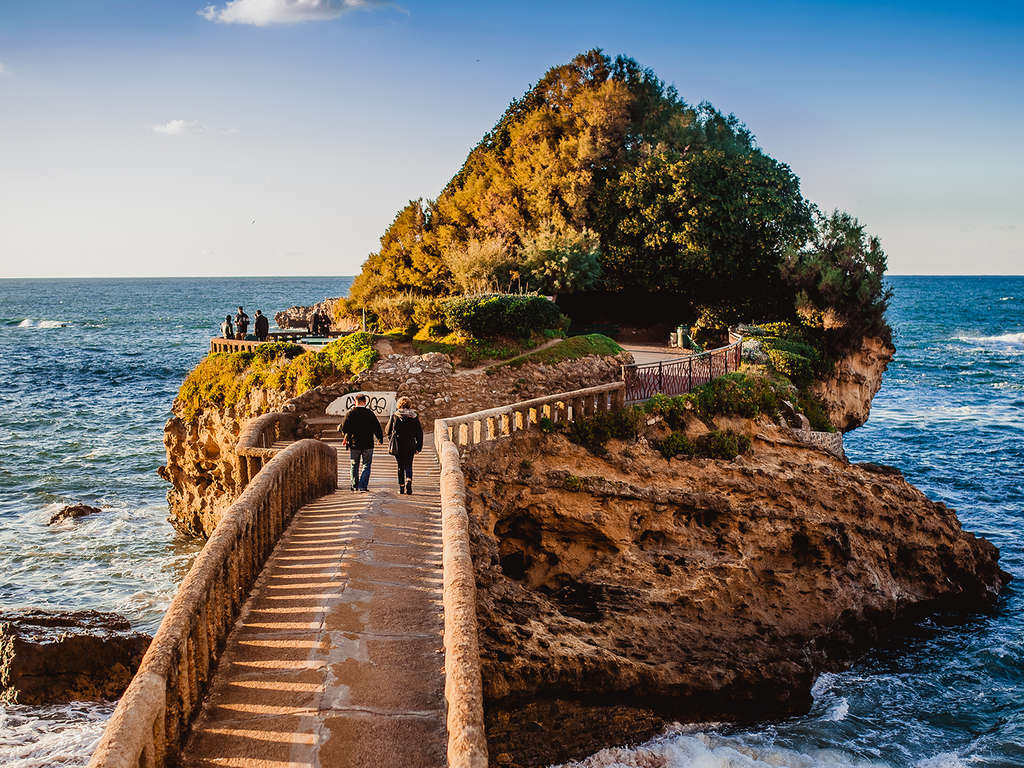 Séjour Biarritz - Brise maritime au coeur de Biarritz  - 4*