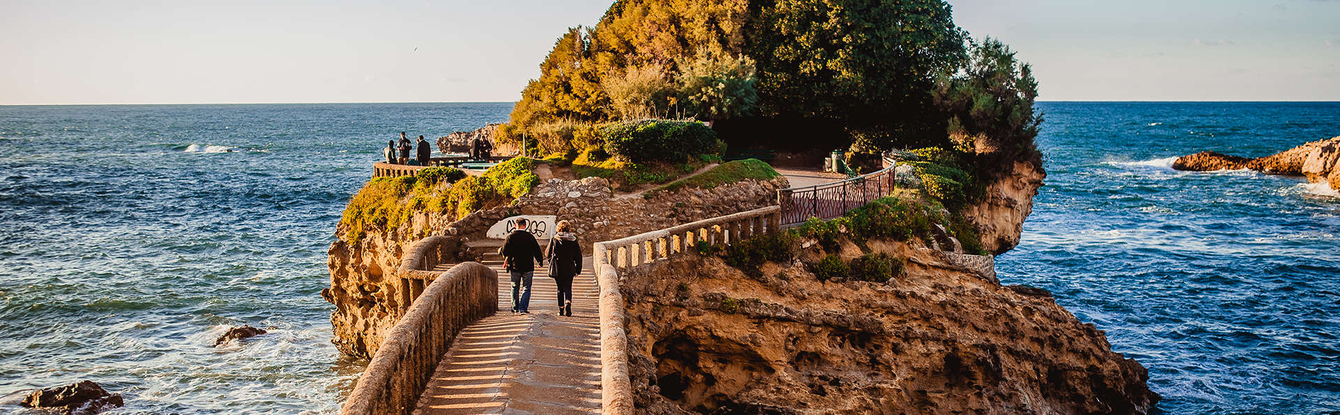 Brise maritime au cœur de Biarritz