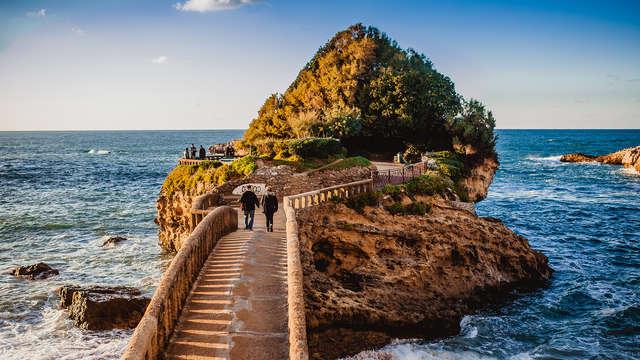 Siente la brisa marina en el corazón de Biarritz