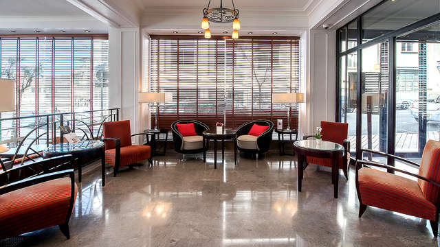 Hotel Mercure Biarritz Centre Plaza - Lounge