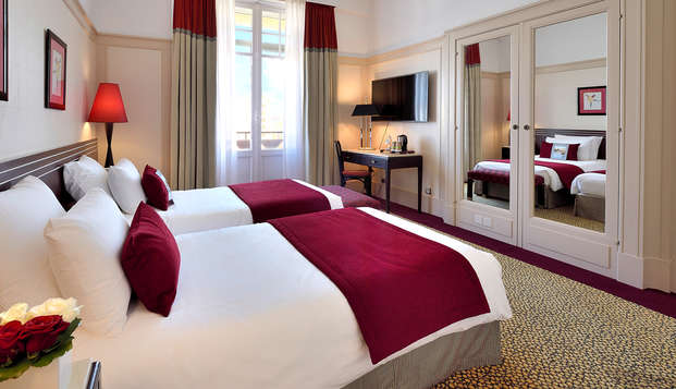 Hotel Mercure Biarritz Centre Plaza - Room