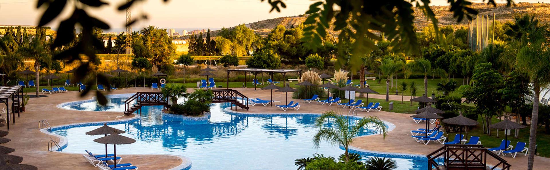 Noche de relax 4* con acceso al night spa en Costa Blanca