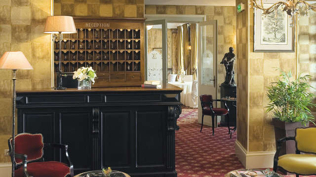 Brit Hotel Le Clos Saint Martin