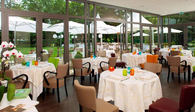 Week-end avec dîner près de Chalon-sur-Saône